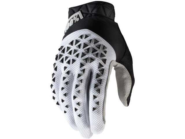 100% Geomatic Gloves white